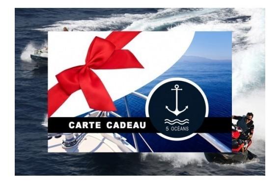 Permis côtier - Carte cadeau à imprimer 299€ (Au lieu de 350€ Promo valable jusqu'au 30/04)